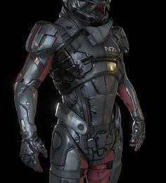 Image result for mass effect andromeda characters concept art