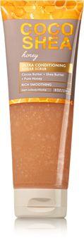CocoShea Honey Sugar Scrub - Signature Collection - Bath & Body Works