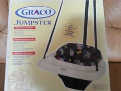 Graco Jumpster Doorway Jumpster in Wascopete's Garage Sale in Tooele , UT for $30.00.