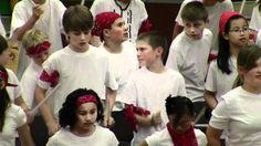 5th Grade Chair Rhythms