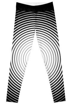 Leggings by dahleea Artwork Prints, Knitted Fabric, 2d, Leggings, Denim, Stuff To Buy, Fashion, Moda, Fashion Styles