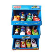 Little People T5625 1 Fahrzeug, sortiert: Amazon.de: Spielzeug