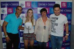 Foto do show da dupla Thaeme e Thiago realizado em Mirandopolis/SP no dia 19-10-2012