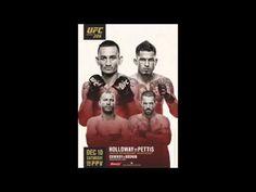 UFC 206: Holloway vs. Pettis Predictions
