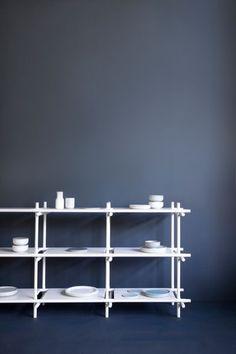 Stick System White Design by Jan Plecháč & Henry Wielgus