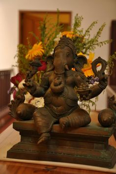ganesha for luck