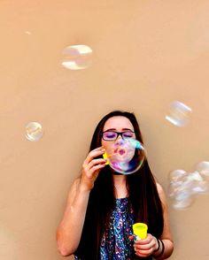 Bubbles #bubbles #photo #ideas #silly #teen