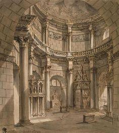 Jupiter Temple Interior