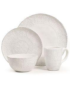 Cups, Dishes & Utensils Friendly Light Blue Ceramics Tableware Dishes Dinnerware Set Fine Craftsmanship Bowls & Plates