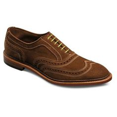 #Zapatos Allen Edmonds Shoes neumok snuff suede leather #Shoes