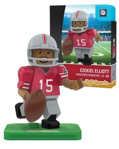 Cam Newton Carolina Panthers Couleur Rush Oyo Sport G4 Series 6 Figure Figurine