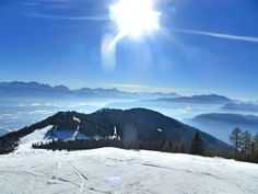"""See 85 photos and 7 tips from 560 visitors to Gerlitzen. """"Nice view to Ossiach lake"""" Mountain S, Nice View, Snowboard, Austria, Skiing, Nature View, Landscape, Holiday, Photography"""