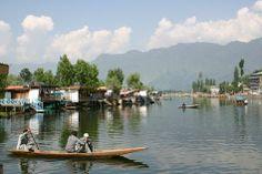 Dal Lake - Kashmir, India