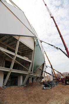Konya City Stadium / Bahadır Kul Architects