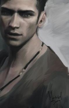 Dante by Menta1Scars.deviantart.com on @deviantART