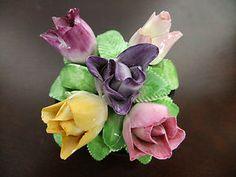 Coalport Bone China Flowers | eBay