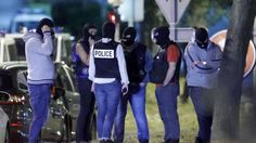 9/9/2016 FRANCE: A French policeman is stabbed during an operation to arrest three women over the…