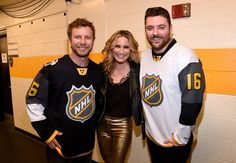 5a8bbf604f4 Chris Young Photos - Celebrities Attend the 2016 NHL All-Star Game - Zimbio  Nashville