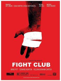 Fight Club - movie poster