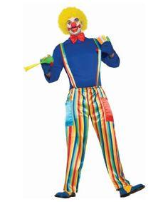 Carnival Clown Men Costume  sc 1 st  Pinterest & Ringling circus clown costume   circus costumes and makeup ...