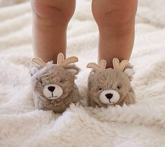 Aesthetically Pleasing - tumblr. ️Adorable baby's slippers!!!!