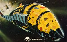 Avery Hornet (from Spacecraft: 2000 to 2100 AD by Stewart Cowley)
