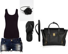 """""""It's like 90 degrees!"""" by gabbyorslene ❤ liked on Polyvore"""