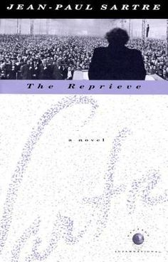 """READ BOOK """"The Reprieve by Jean-Paul Sartre""""  offline look store buy full no registration"""