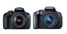 Canon EOS Rebel T5 vs T5i – Entry Level Comparison | Smashing Camera