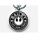 Jedi Order Custom pet ID Tag dog tag cat pet tag Large >>> Continue to the product at the image link. (This is an affiliate link) Cat Id Tags, Dog Tags, Custom Pet Tags, Dog Itching, Cat Shedding, Dog Training Pads, Dog Dental Care, Cat Fleas, Dog Shower
