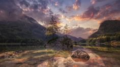 Lake Hintersee #2 by Mirco_Photography. Please Like http://fb.me/go4photos and Follow @go4fotos Thank You. :-)