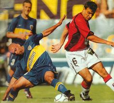 Boca Juniors - 2000 - Chicho Serna