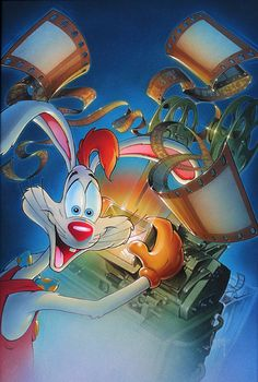 Steven Chorney :: Disney's WHO FRAMED ROGER RABBIT ?