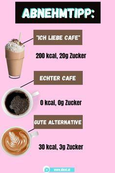 Du möchtest abnehmen? DiEat hat die besten Tipps für dich. Unsere Abnehmtipps helfen dir nicht nur bei der nächsten Diät, sondern sind auch praktisch, simpel und effektiv! Was soll dir dieser Abnehmtipp sagen? Viele Leute lassen sich von der Industrie reinlegen und glauben, dass sie nur schnell einen Cafe zum Mitnehmen gekauft haben. Doch dieser Cafe kann sehr viele Kalorien und Zucker haben und hat mit einem normalen und gesunden Cafe nicht mehr viel zu tun. Folge DiEat für weitere… Sugar, First Aid, Losing Weight