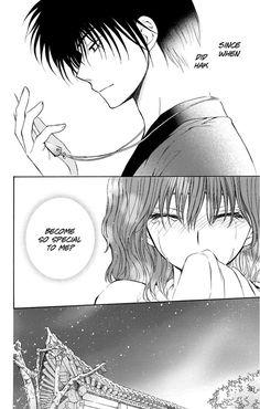 Akatsuki no Yona 110  Yona and Hak