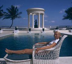 vintage Palm Beach ♥