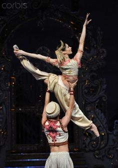 Melissa Hamilton and Ryoichi Hirano in the Arabian Dance from the Royal Ballet's production of Peter Wright's The Nutcracker. Photo Credit: © Robbie Jack