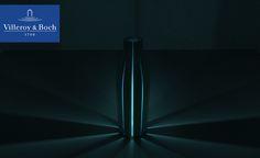 """Porzellan Lamp"" designed by Sven Dogs for Villeroy & Boch ""porzellan lamp"" designer: Sven Dogs, www.svendogs.com manufacturer: Villeroy & Boch result: Design study, concept design Year:2012 Villeroy, Lamp Design, Ceiling Fan, Designer, Study, Dogs, Home Decor, Concept, Light Bulb Drawing"