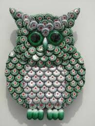 Resultado de imagem para tampas de garrafas transformadas em cadeira de rodas