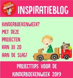 Kinderboekenweek 2019 – Kleuteruniversiteit