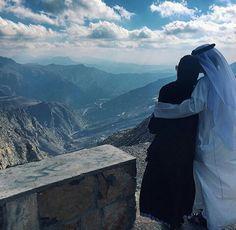 arab, couple, and enjoy image