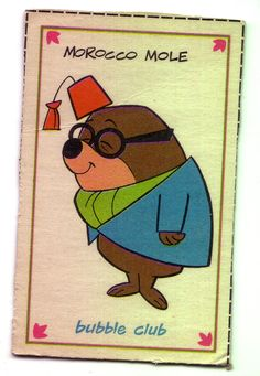 Morocco Mole via Ed Carosia. love this glasses!!!