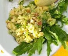 Rezept Käsesalat von Thermomix Rezeptentwicklung - Rezept der Kategorie Vorspeisen/Salate