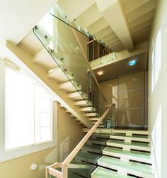 At Toughn Glass, we offer frameless glass balustrade in Melbourne for many purposes and they can be customized as per the clients need as well. What are you waiting for? Contact us today! Frameless Glass Balustrade, Melbourne House, Glass Door, Stairs, Waiting, Home Decor, Stairway, Decoration Home, Room Decor