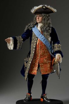 Philippe d'Orléans (Philippe Charles; 2 August 1674 – 2 December 1723) was a member of the royal family of France and served as Regent of the Kingdom from 1715 to 1723. Born at his father's palace at Saint-Cloud, he was known from birth under the title of Duke of Chartres. His father was Louis XIV's younger brother Philippe I, Duke of Orléans, known as Monsieur; his mother was Elizabeth Charlotte of the Palatinate. Philippe d'Orléans , by George Stuart.
