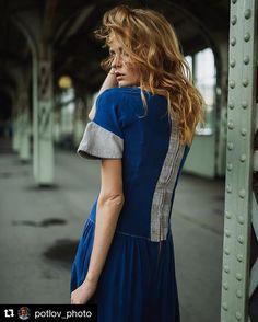 """Polubienia: 111, komentarze: 3 – @kseniia_kac na Instagramie: """"🦋 #model #modelspb #photomodel #photosession #photographer #portrait #модельспб #bluedress…"""""""