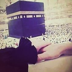 One of my dreams in life is to go to Makkah together with my husband & we both hold hands going around the Kaa'ba .. In sha Allah one day.