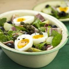 ... Salad - Healthy and delicious. Let's make the most of vegetable season