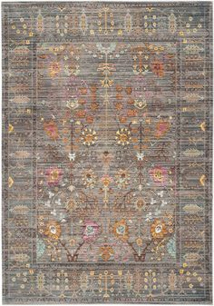 Features:  -Material: 100% Polyester.  -Power loomed.  -Machine made.  -Bohemian style.  -Overall Product Weight (Rug Size: 11' x 15'): 27.  -Overall Product Weight (Rug Size: 2' x 3'): 3.  Rug Shape: