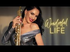 Dance Music, Live Music, Its A Wonderful Life, Wonder Woman, Singer, In This Moment, Lady, Youtube, Saxophone